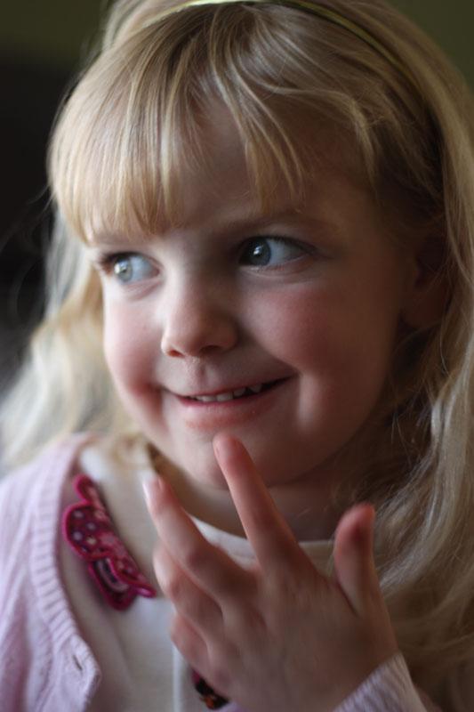 Addie Paige - October 2009