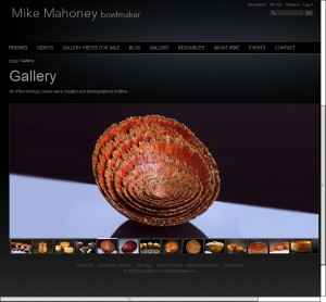 High Resolution jQuery Gallery