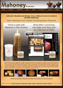 Bowl Maker Inc Website: 2008-2010