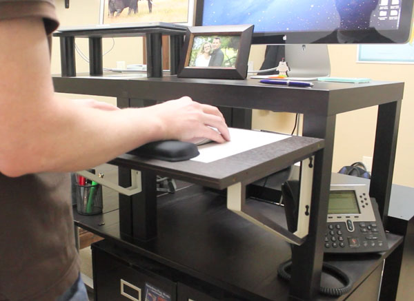 Stand Up Desk for $28