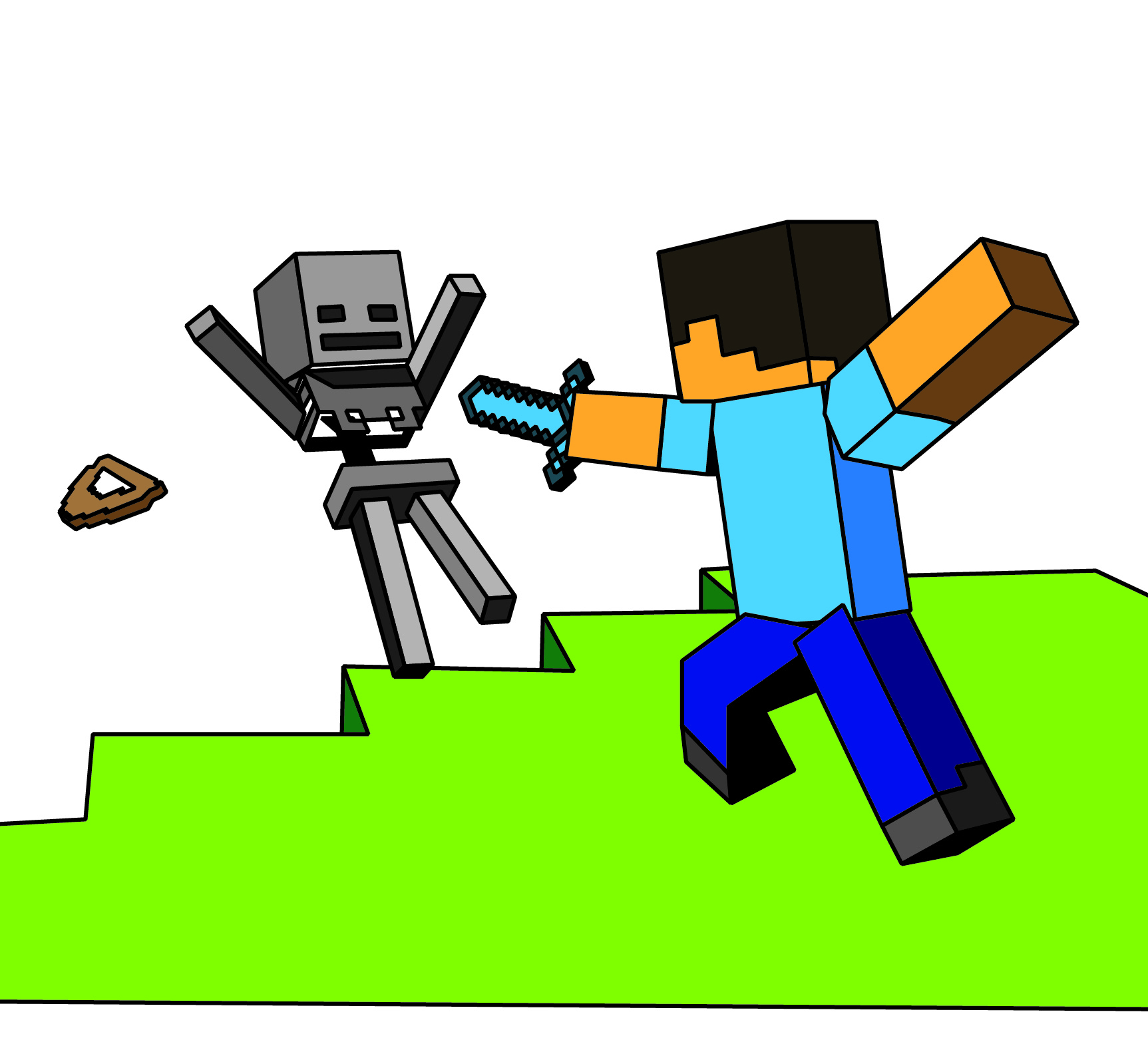 minecraft coloring picture u2013 hey nils